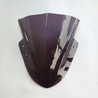 Visor - Windshield Ninja 250 Fi - Smoke