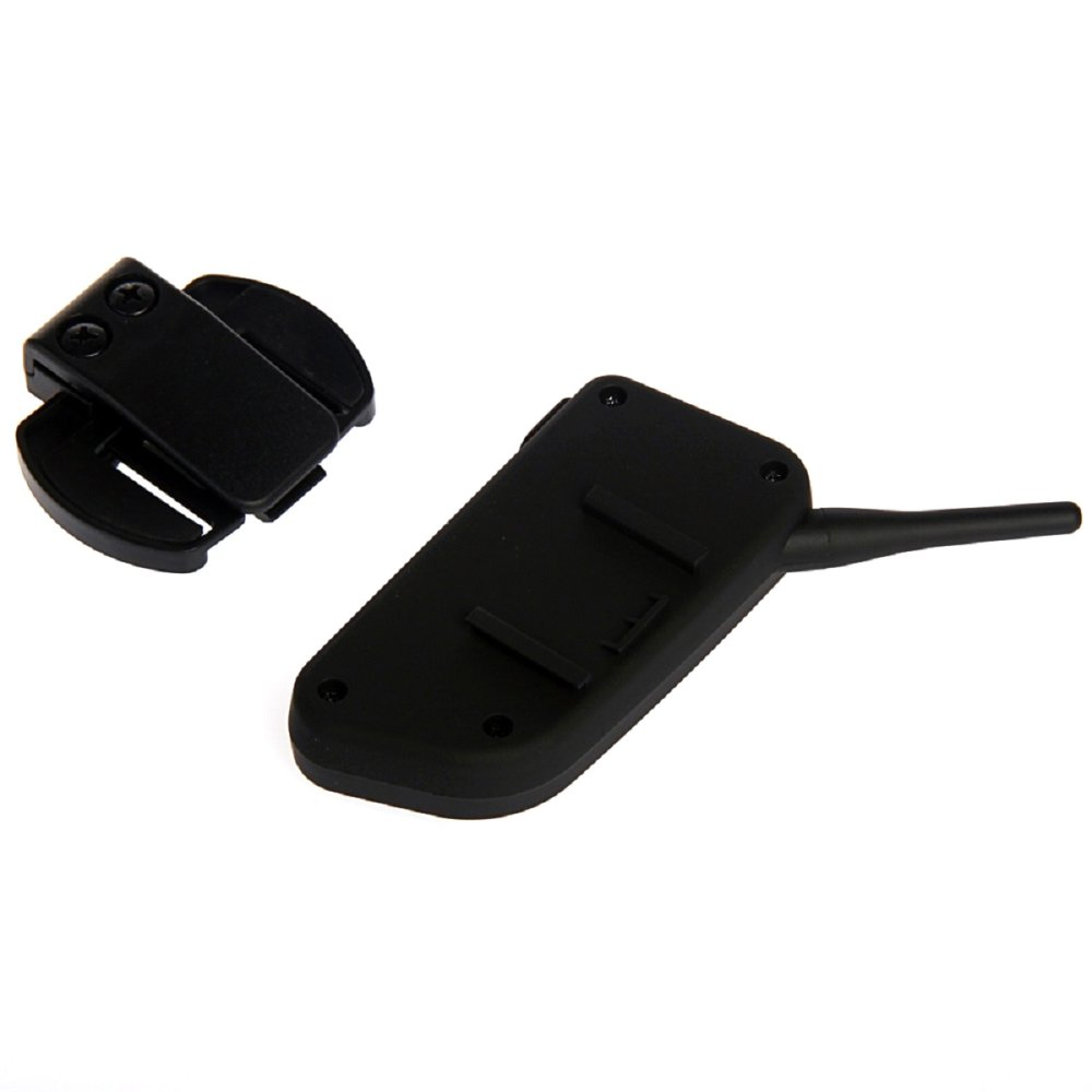 Vnetphone V6-1200-1-E Bluetooth Sepeda Motor Helm Interkom DupleksPenuh Waktu- ...