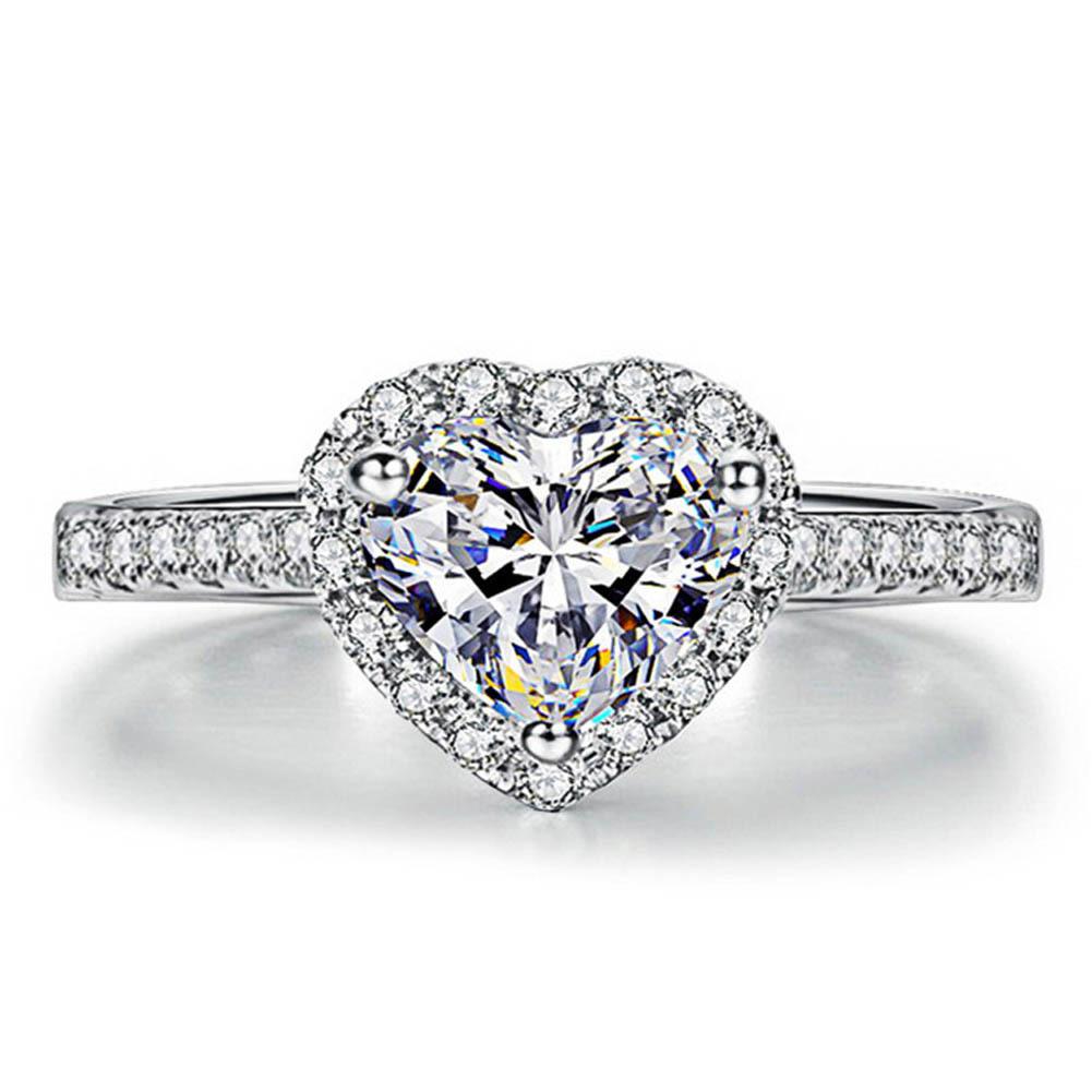 Vnco Jewellery Cincin Berlian Wanita Dr001073 Daftar Harga Terkini Source · Wanita Fancyqube Indah Cinta Simulasi