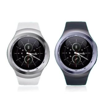 Y1 Bluetooth Smart Watch MTK GPS SIM Phone Mate Pedometer Sprorts Fitness - intl