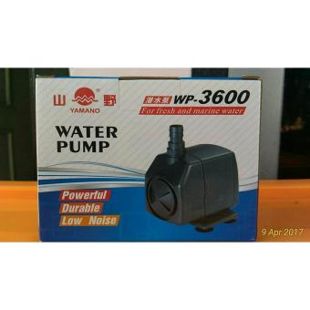 Yamano WP 3600 Akuarium Pompa Air Ikan 1000l/h / Kolam Aquarium Fish