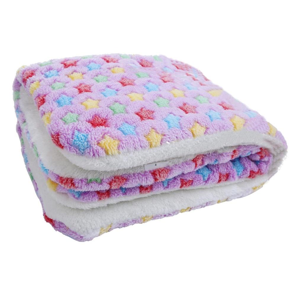 yeopor Pet Dog Sleep Mat Wool Soft Warm Cushion For Cat.(RandomColor.) - intl