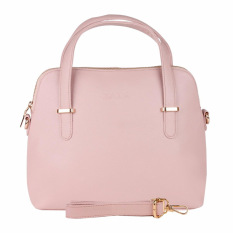 Zada Mini Sling Bag Wanita Cedar Maison -Dusty pink