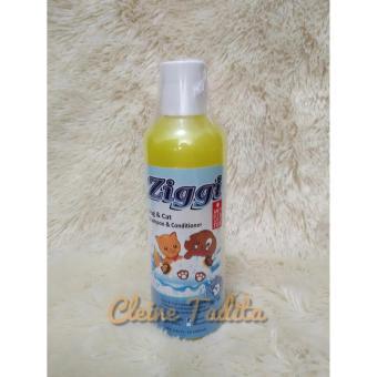 ziggi flea n tick shampoo lemon 250
