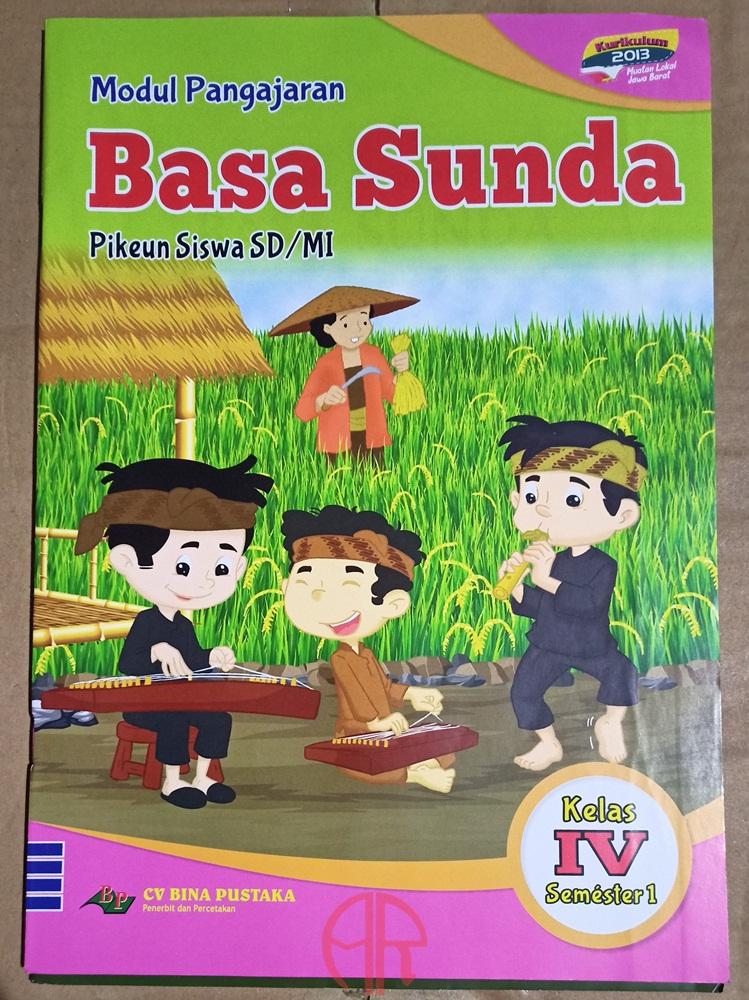 Lks Basa Sunda Kelas 4 Sd Mi Semester 1 Cv Bina Pustaka Lazada Indonesia