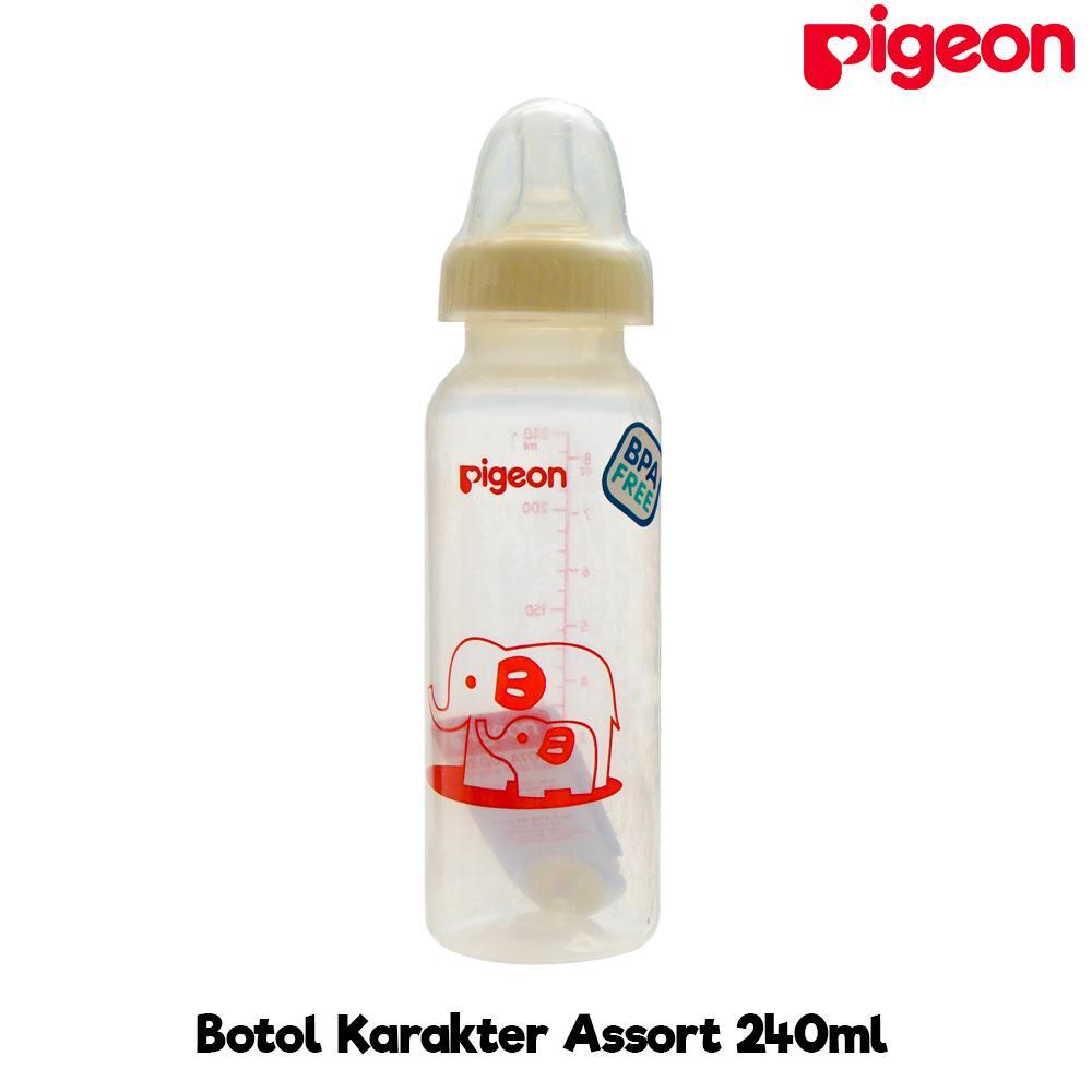 Pigeon Botol Susu Assort Bayi 120 ml - Itik Biru + Gratis Regulator Anti Sedak. Source · Rp30.185