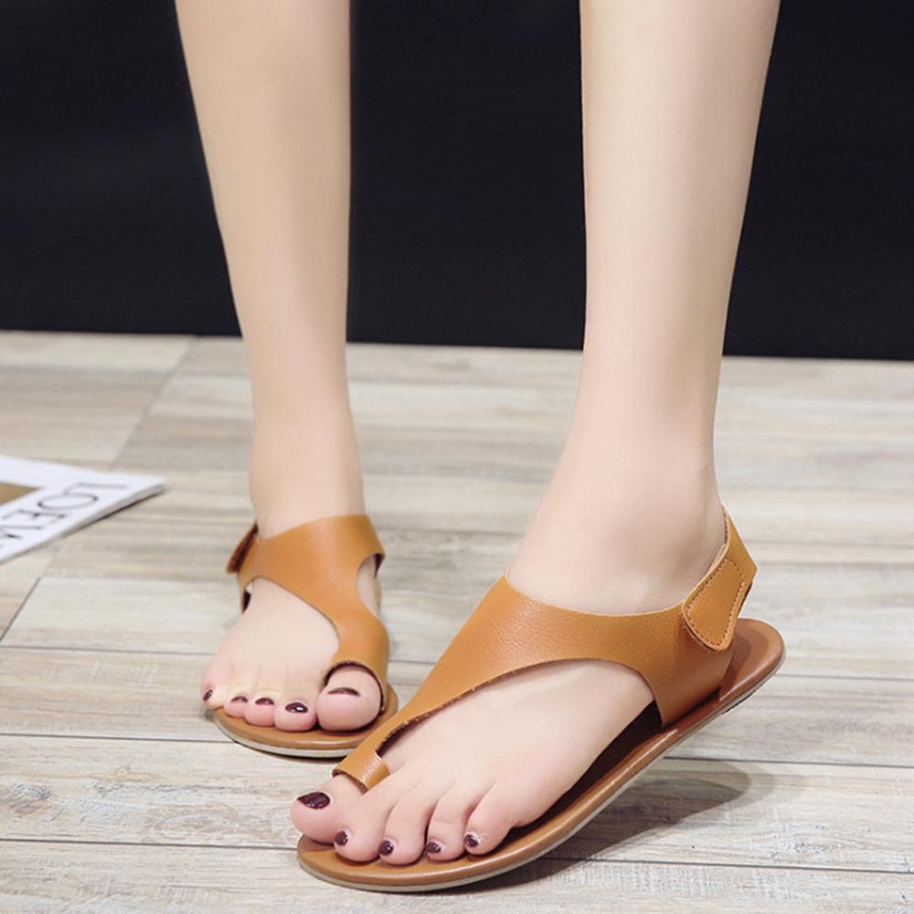 Free Shipping 1* Women Comfy Platform Sandal Shoes Original Quality