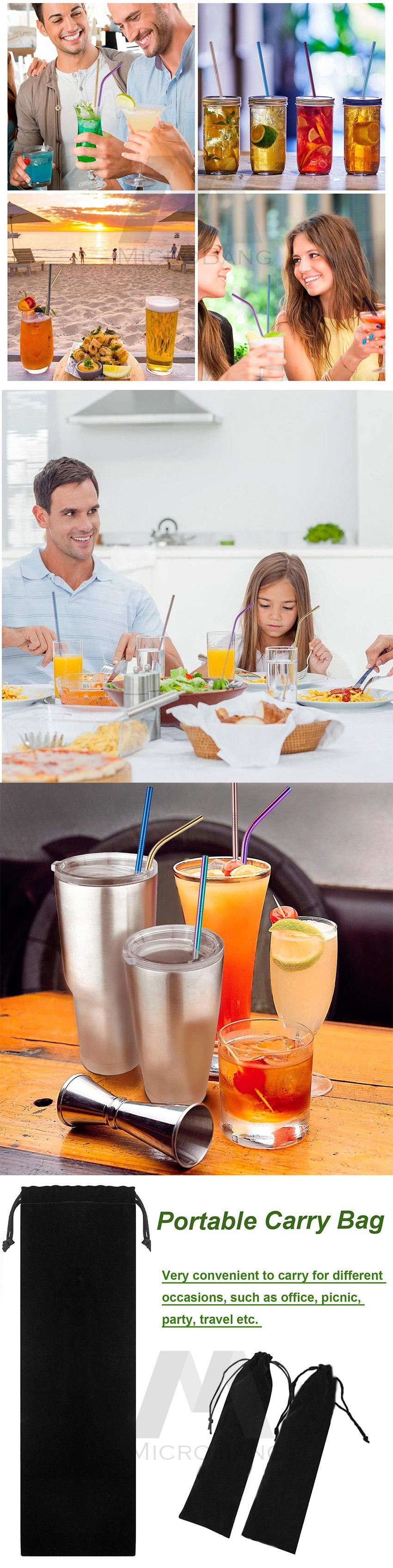 Top 5 Rankings Reusable Straws There are good sales