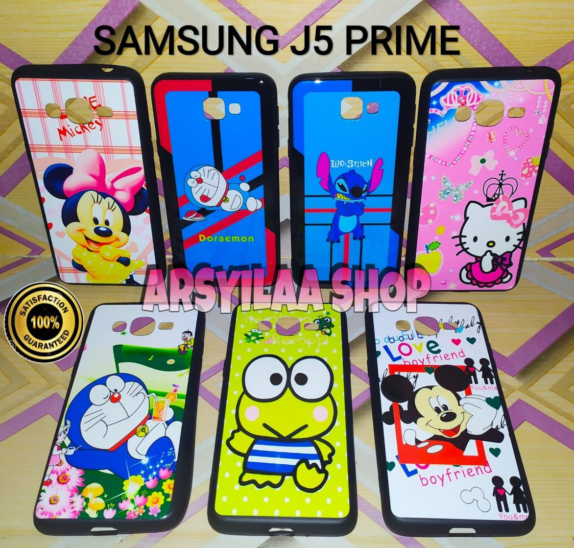 Softcase Karakter Elegant For Samsung J5 Prime Bisa COD Dan Harga Terjangkau BY ARS