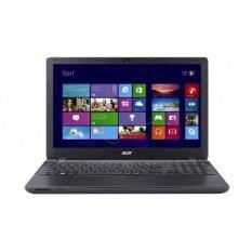 """Acer Notebook E15 551G - 15.6"""" - AMD A10 7300 - 4GB - 1TB - AMD Radeon R7 M265 2GB - Hitam"""