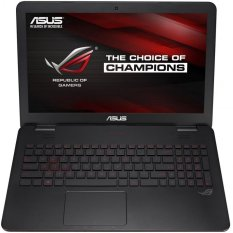"Asus ROG G551VW-FI157T - 15.6"" - Intel Core i7-6700HQ - 8GB RAM - Hitam"