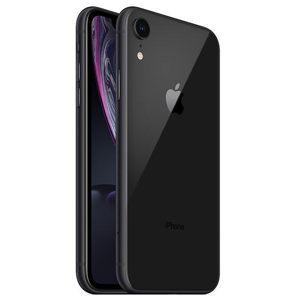 Apple iPhone XR - 3GB/64GB - Black - Garansi Resmi