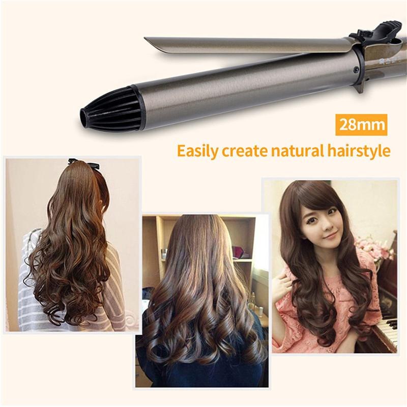 Tourmaline Ceramic Hair Curling Iron