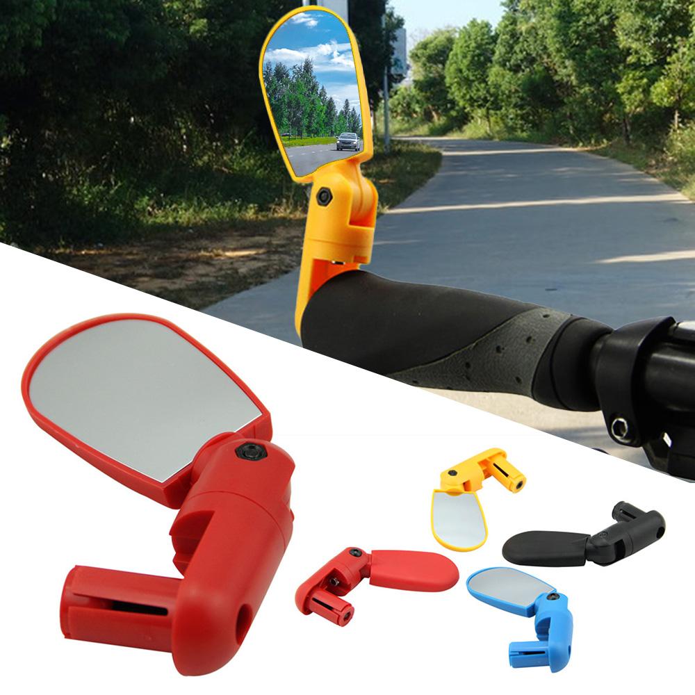 Bike Rearview Mirror Bicycle Accessories Cycling Road Mountain Bike Handlebar