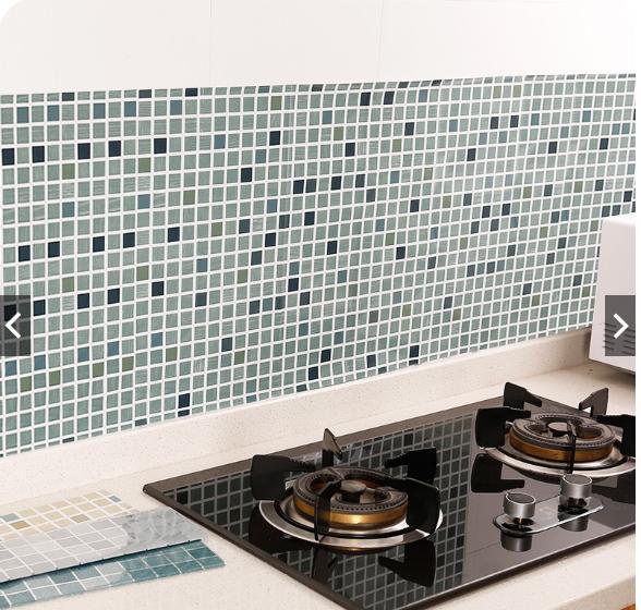 Wallpaper Dapur Anti Minyak Dan Panas