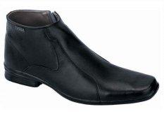 Catenzo Men Loafers Sepatu Boot 015 Bn 104 - Hitam