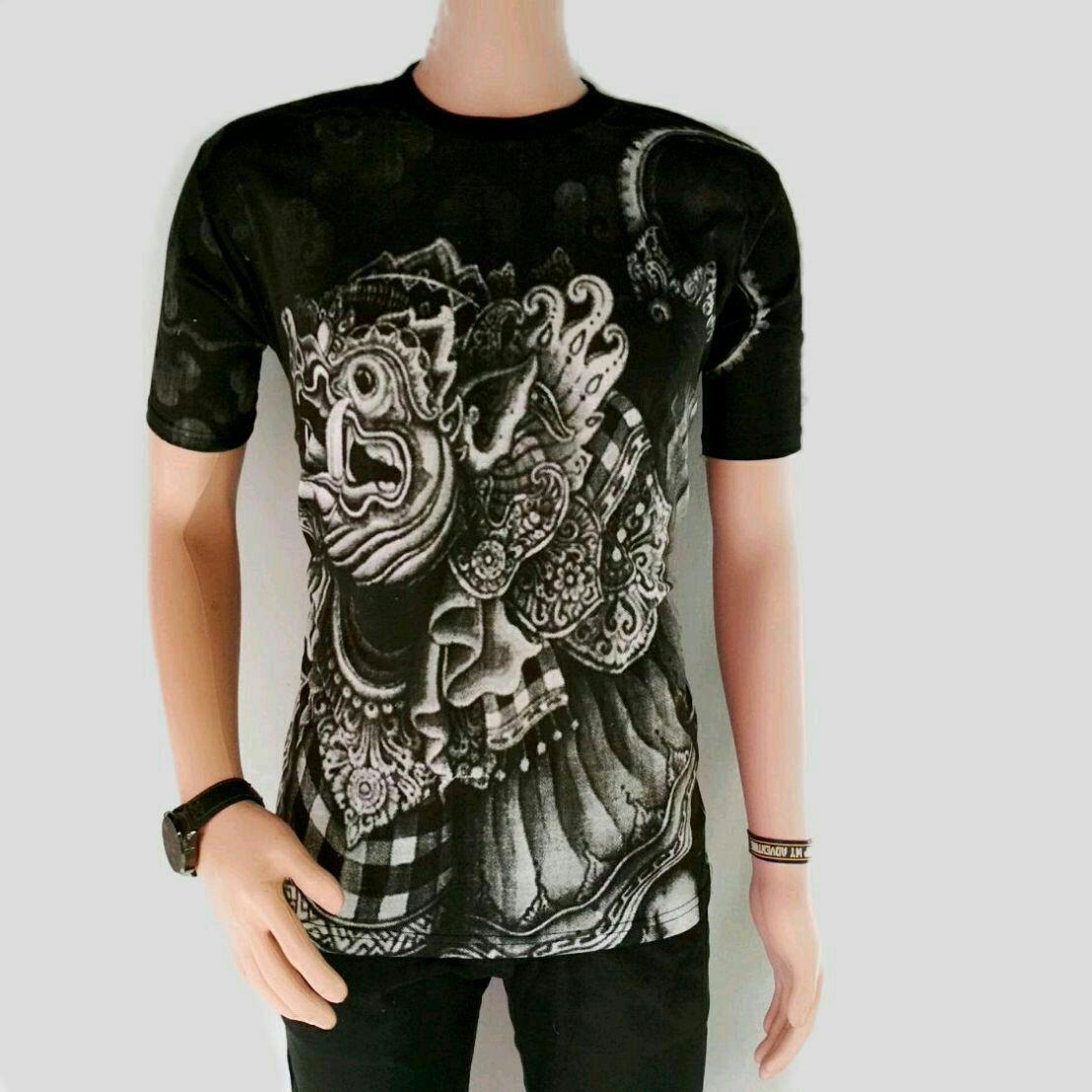 Baju Kaos Gambar Batik - Desain Kaos Menarik