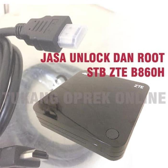 Unlock Stb android tv box huawei EC6108v9 , Zte b760h ex  INDIHOME