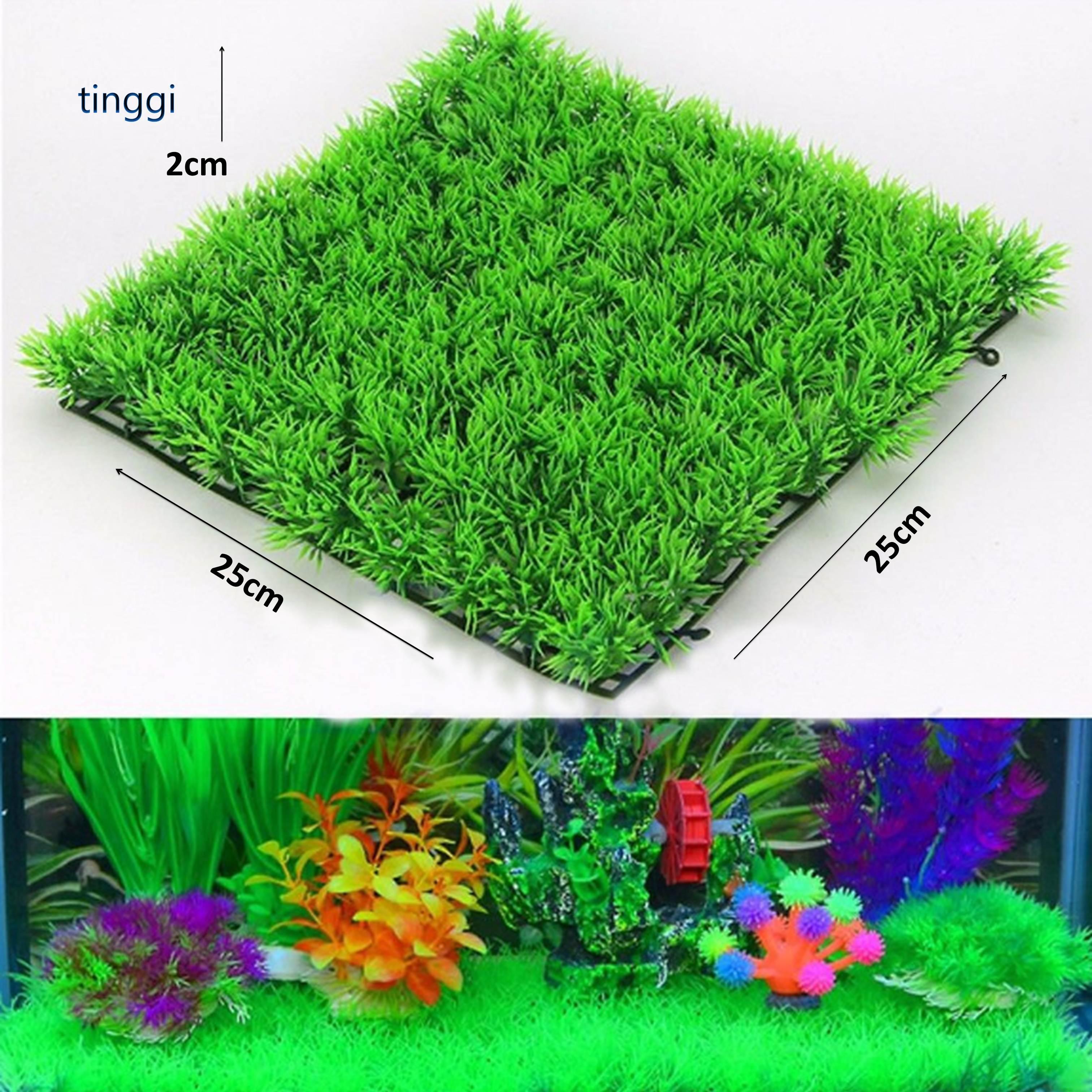 Rumput Sintetis Aquarium Model Halus Lazada Indonesia Rumput sintetis untuk aquarium