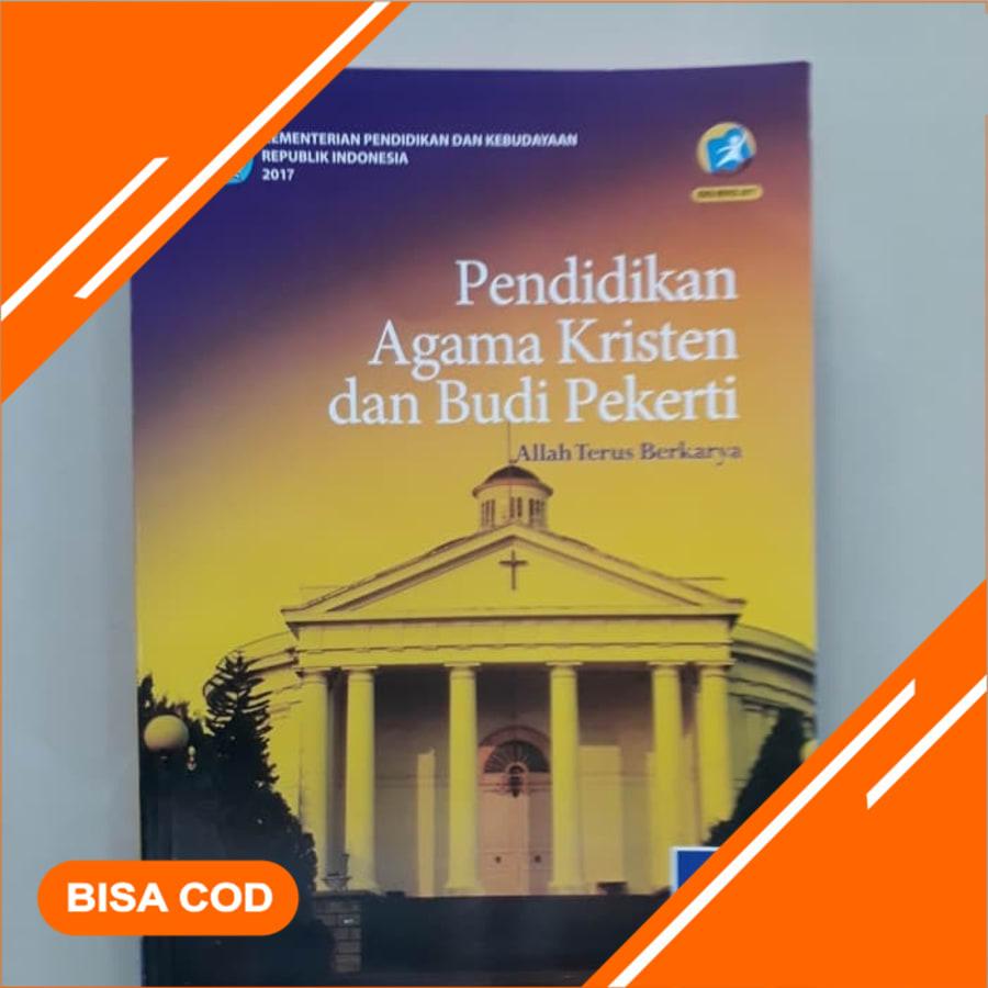 Bisa Cod Pendidikan Agama Kristen Dan Budi Pekerti Kelas Vii Smp Termurah Lazada Indonesia