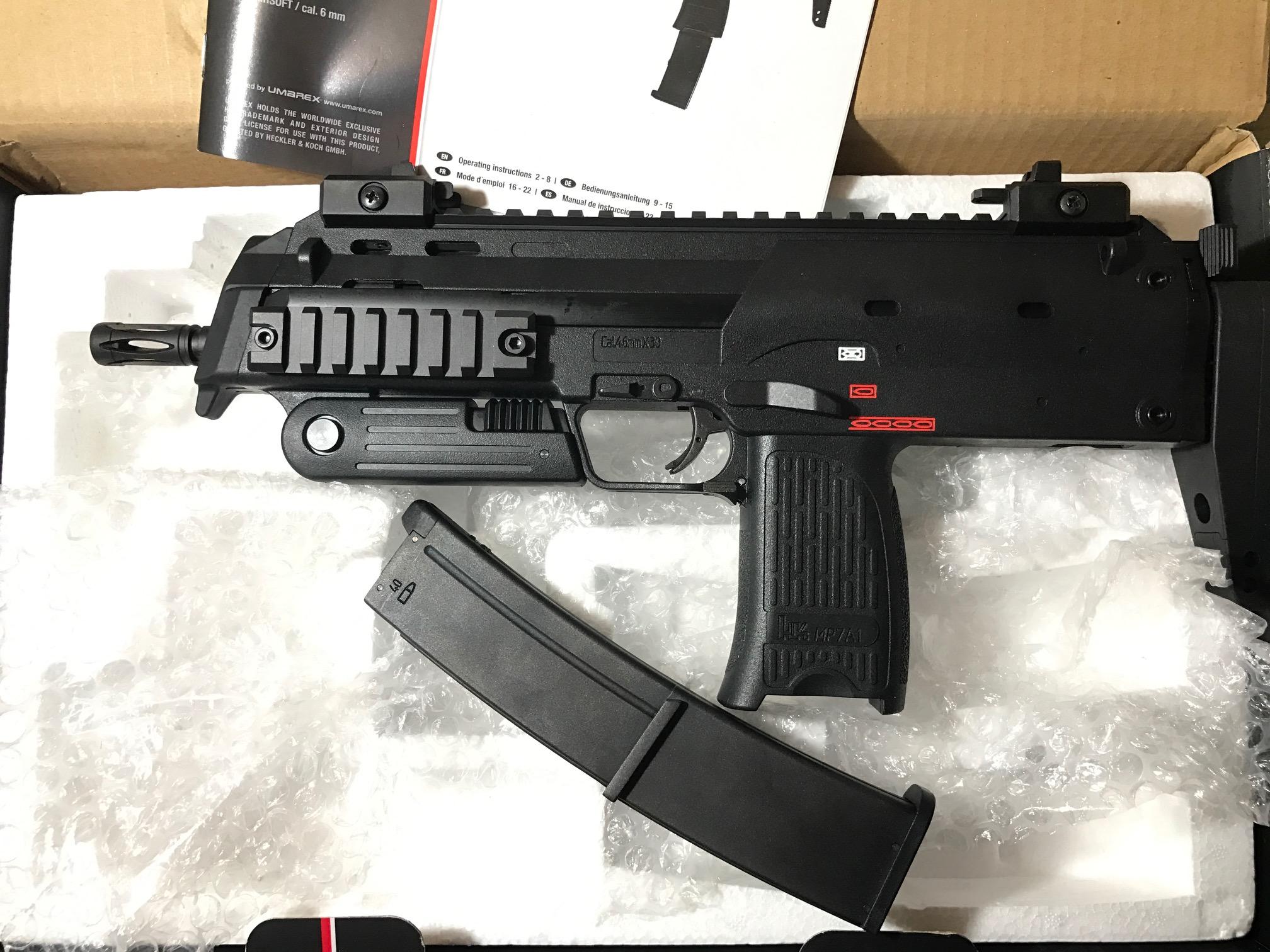UMAREX MP7A1