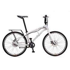 Delta Cycles IF-Urban 26 Sepeda Lipat - Hitam-Putih