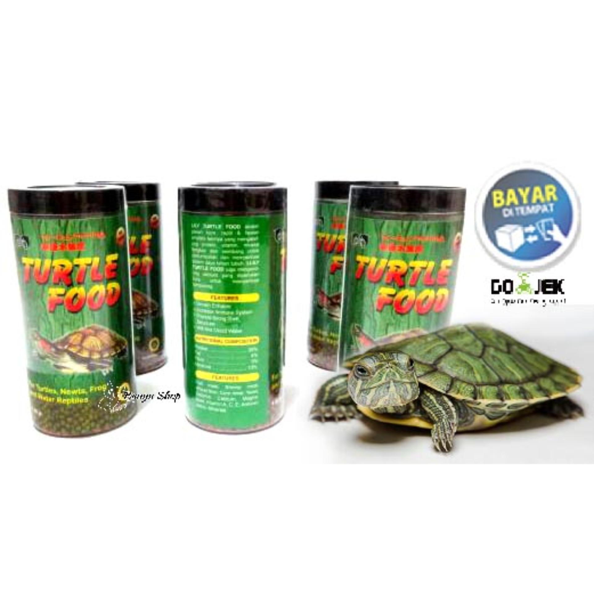 Makanan Kura Kura Turtle Food Membeli Jualan Online Makanan Reptil Dengan Harga Murah Lazada Indonesia