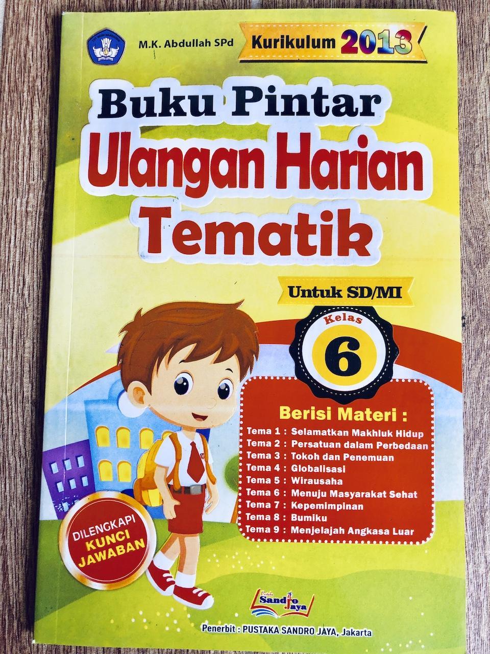 Kunci Jawaban Bahasa Sunda Kelas 5 Halaman 13