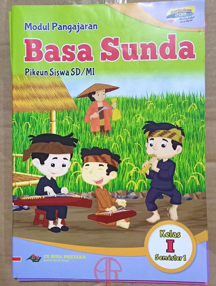 Lks Basa Sunda Kelas 1 Sd Mi Semester 1 Cv Bina Pustaka Lazada Indonesia