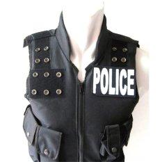 POLICE Rompi Motor Bikers Body Protector Model POLICE