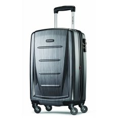 Samsonite Luggage Winfield 2 Fashion HS Spinner 20-inch/ Charcoal (Intl)