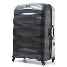 [SAMSONITE] TRAVEL CARRIER ENGINERO Spinner 55/20 BLACK (44V09002) (single option)