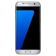 Samsung Galaxy S7 Edge Dual Sim 32GB LTE (Silver) (Intl)