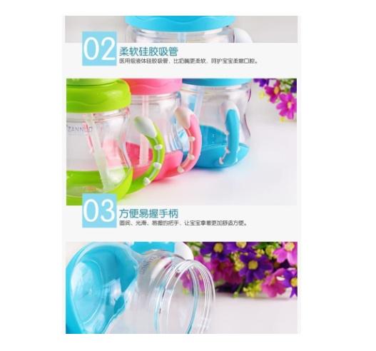 Spesifikasi dari Botol Air Minum Anak Lucu 320ml - Botol Minum H-2526