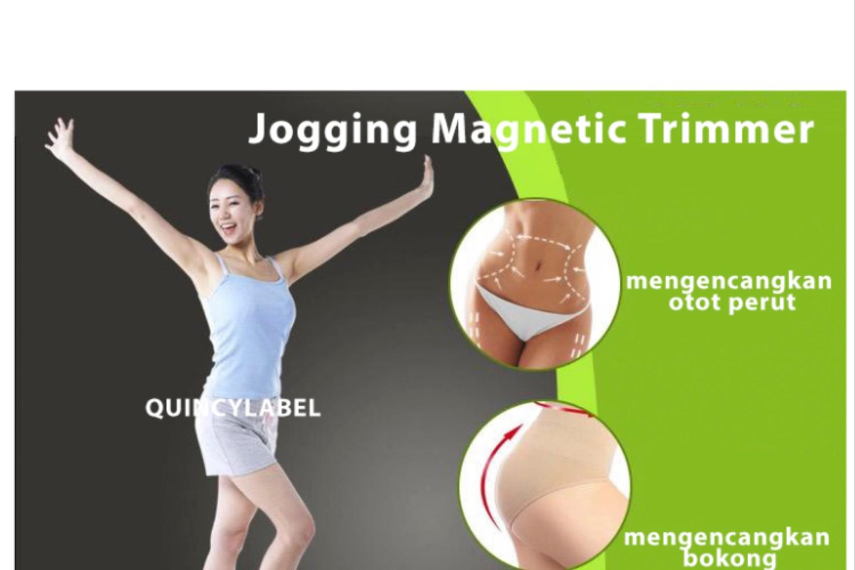 Spesifikasi dari Alat Pelangsing Tubuh Magnetic Trimmer Jogging Jumbo Body Plate